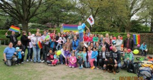 03.05.2015 - Internationaler Regenbogenfamilientag in HamburgReg